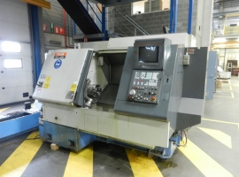 Lathes MAZAK SQT 200 (USED)