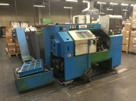 Lathes MAZAK QT15N (USED)