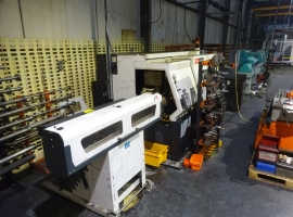 Lathes MAZAK QTN 350M (USED)