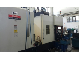 Milling machines MAZAK VTC-300C-II (USED)