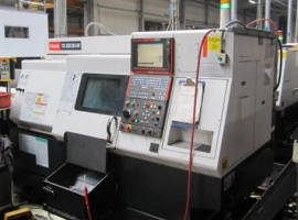 Lathes MAZAK QTN 200-II MS (USED)