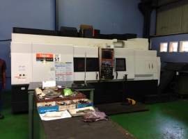 Lathes MAZAK INTEGREX 300 IVST (USED)
