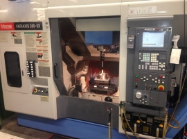 Milling machines MAZAK VARIAXIS 500 X5 (USED)