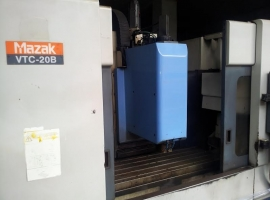Milling machines MAZAK VTC-20B (USED)