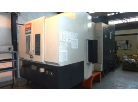 Milling machines MAZAK HC NEXUS 5000II (USED)