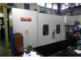 Milling machines MAZAK VTC 300C-2 (USED)