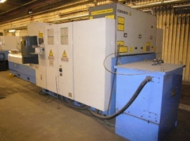 2D/3D laser cutting MAZAK 3 KW (USED)
