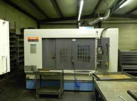 Milling machines MAZAK VTC200-B (USED)