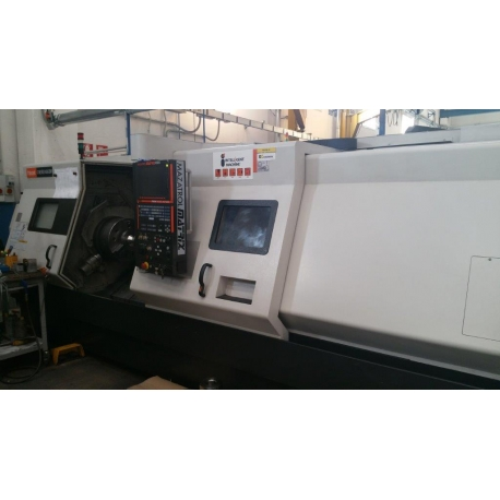 Used MAZAK Lathes QT NEXUS 450 II M X 2000 (2010)