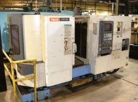 Milling machines MAZAK HTC 400 (USED)