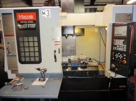 Milling machines MAZAK NEXUS VCN 410B (USED)