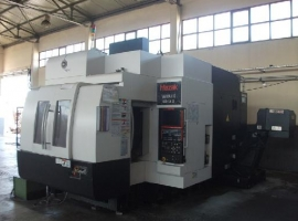 Milling machines MAZAK 630 II 5 X (USED)