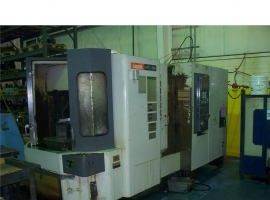 Milling machines MAZAK HTC400 (USED)