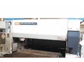 2D/3D laser cutting MAZAK SUPER TURBO X-510 HI-PRO (USED)