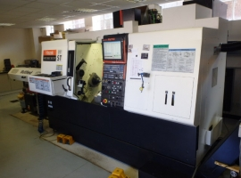 Lathes MAZAK INTEGREX 100 IV ST (USED)