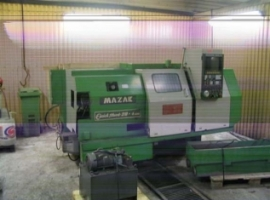Lathes MAZAK QUICK SLANT 20 (USED)