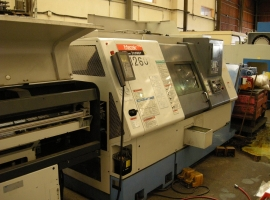 Lathes MAZAK SQT 200 MSY (USED)