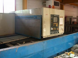 2D/3D laser cutting MAZAK TX48 1500W (USED)