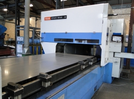 2D/3D laser cutting MAZAK SPACE GEAR 48 (USED)