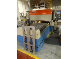 2D/3D laser cutting MAZAK TURBO X36 (USED)