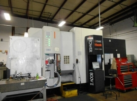 Milling machines MAZAK INTEGREX E-800V/5 (USED)
