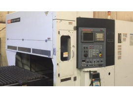 2D/3D laser cutting MAZAK SPACE GEAR 510 II (USED)