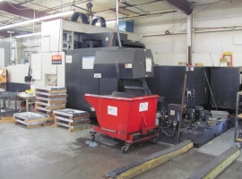 Milling machines MAZAK VORTEX 1400/160M (USED)