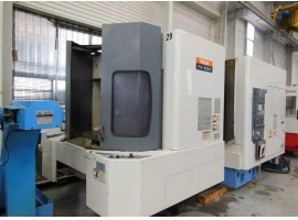 Milling machines MAZAK FH 5800 (USED)