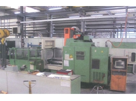 Milling machines MAZAK AJV 25/404 (USED)
