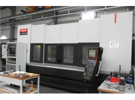 Milling machines MAZAK VTC 800 /30 SR (USED)