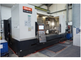 Milling machines MAZAK VTC800/30 SR (USED)