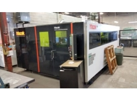 2D/3D laser cutting MAZAK OPTIPLEX 3015 (USED)