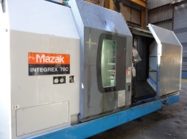 Lathes MAZAK INTEGREX 70C (USED)