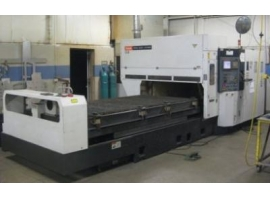 2D/3D laser cutting MAZAK 510MKII (USED)