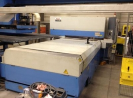 2D/3D laser cutting MAZAK TURBO X 510 (USED)