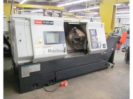 Lathes MAZAK QTN-350M (USED)