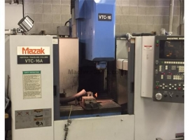 Milling machines MAZAK VTC-16A (USED)