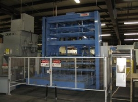Misc MAZAK A48-12 6 SHELF FMS (USED)