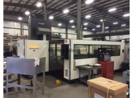 2D/3D laser cutting MAZAK OPTIPLEX (USED)