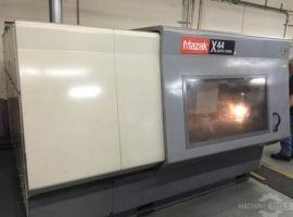 2D/3D laser cutting MAZAK SUPER TURBO X-44 (USED)