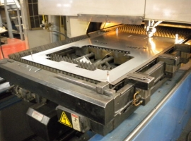 2D/3D laser cutting MAZAK SUPER TURBO X36 HI PRO (USED)