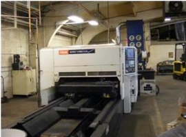 2D/3D laser cutting MAZAK SUPER TURBO X48 (USED)