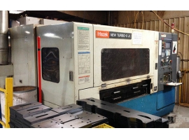 2D/3D laser cutting MAZAK TURBO X JR (USED)