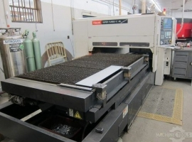 2D/3D laser cutting MAZAK NEW TURBO-X48 (USED)