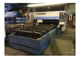 2D/3D laser cutting MAZAK STX-510 (USED)