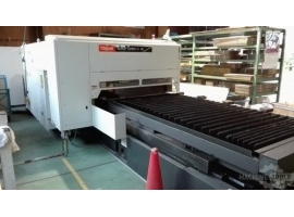 2D/3D laser cutting MAZAK SUPER TURBO X48 CHAMPION (USED)
