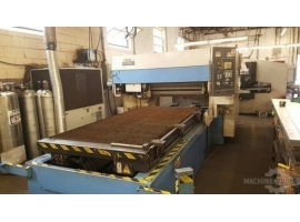 2D/3D laser cutting MAZAK TURBO X48 (USED)