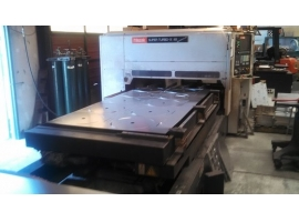 2D/3D laser cutting MAZAK STX 48 CHAMPION (USED)
