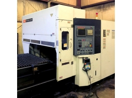 2D/3D laser cutting MAZAK SPACE GEAR 510 MARK II (USED)