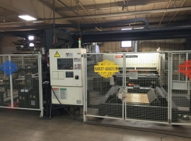 2D/3D laser cutting MAZAK X510 CHAMP (USED)